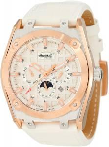 [インガソール]Ingersoll 腕時計 Automatic Mandan Rose Gold White Watch IN1207RWH メンズ [並行輸入品]