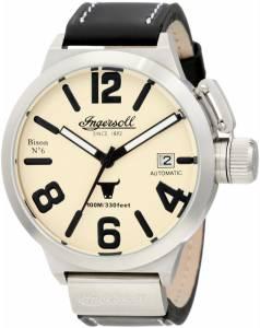 [インガソール]Ingersoll 腕時計 Bison No. 6 Automatic Watch IN8900SCR メンズ [並行輸入品]
