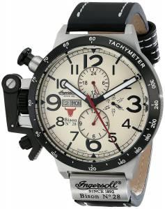 インガーソル IN1607CR メンズ腕時計 Bison No. 28