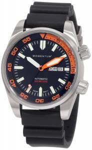 [モーメンタム]Momentum 腕時計 Innerspace Swiss Automatic Rubber Strap Watch 1M-DV78O1B メンズ [並行輸入品]