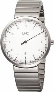 [ボッタデザイン]Botta-Design 腕時計 UNO 40 One Hand Date Watch by 211011 メンズ [並行輸入品]