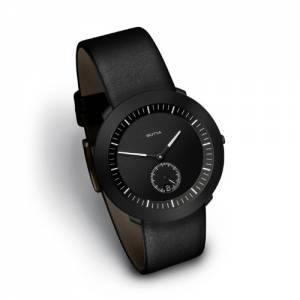 [ボッタデザイン]Botta-Design 腕時計 Helios Black Edition Titanium Watch by 529110BE メンズ [並行輸入品]