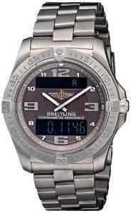 [ブライトリング]Breitling 腕時計 Aerospace Avantage Chronograph Watch BTE7936210-Q572TI メンズ [並行輸入品]