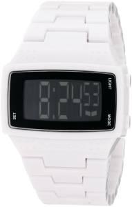 [ベスタル]Vestal 腕時計 Dolby Plastic Polished White Watch DBPC001 メンズ [並行輸入品]