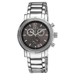 [オーガストシュタイナー]August Steiner 腕時計 Swiss Quartz Chronograph Date Watch ASA809BK メンズ [並行輸入品]
