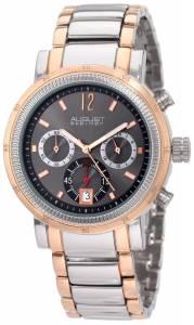 [オーガストシュタイナー]August Steiner 腕時計 Swiss Quartz Chronograph Date Watch ASA809RG メンズ [並行輸入品]