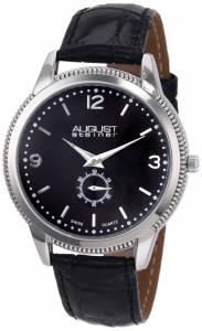[オーガストシュタイナー]August Steiner 腕時計 Swiss Quartz Classic Dress Strap Watch ASA820SS メンズ [並行輸入品]