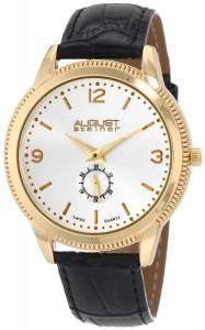 [オーガストシュタイナー]August Steiner 腕時計 Swiss Quartz Classic Dress Strap Watch ASA820YG メンズ [並行輸入品]