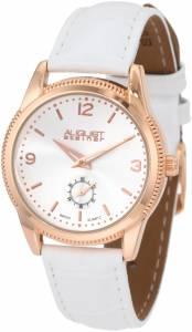[オーガストシュタイナー]August Steiner 腕時計 Swiss Quartz Classic Dress Strap Watch ASA821RG レディース [並行輸入品]