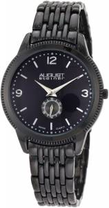 [オーガストシュタイナー]August Steiner 腕時計 Swiss Quartz Classic Dress Bracelet Watch ASA822BK メンズ [並行輸入品]
