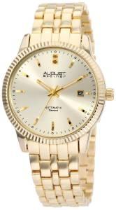 [オーガストシュタイナー]August Steiner 腕時計 Diamond Automatic Bracelet Dress Watch ASA824YG メンズ [並行輸入品]