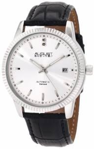 [オーガストシュタイナー]August Steiner 腕時計 Diamond Automatic Strap Dress Watch ASA825SS メンズ [並行輸入品]