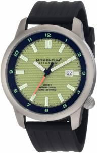 [モーメンタム]Momentum 腕時計 Logic Watch with Rubber Strap 1M-SP20Y8B メンズ [並行輸入品]