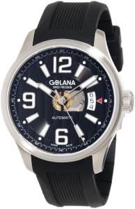 [ゴラナ スイス]Golana Swiss 腕時計 Advanced Pro 300 Stainless Steel Watch AD300-3 メンズ [並行輸入品]