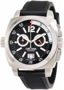 [ゴラナ スイス]Golana Swiss 腕時計 Aero Pro 400 Stainless Steel Watch AE400-1 メンズ [並行輸入品]