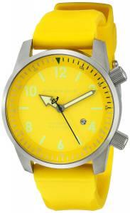 [アンドロイド]Android 腕時計 Octopuz Quartz Rubber Strap Watch AD527BYL メンズ [並行輸入品]