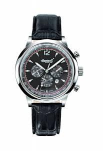 [インガソール]Ingersoll 腕時計 San Antonio Fine Automatic Timepiece Black Dial Watch IN2809BK メンズ [並行輸入品]