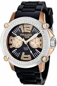 [マルコ]MULCO 腕時計 Analog Display Swiss Quartz Black Watch MW2-28086S-025 レディース [並行輸入品]
