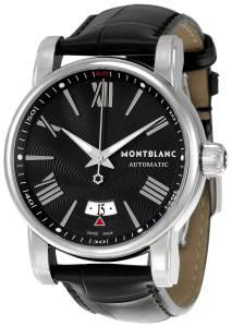 [モンブラン]Montblanc 腕時計 Star Black Dial Watch 102341 メンズ [並行輸入品]