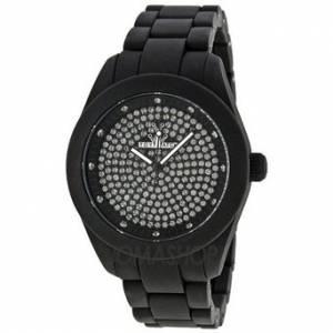 [トイウォッチ]Toy Watch 腕時計 Velvety Quartz Black Dial Toy-4738 レディース [並行輸入品]