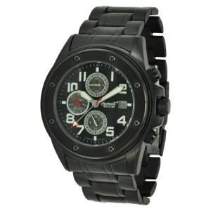[インガソール]Ingersoll 腕時計 Automatic Harlem Black Stainless Steel Watch IN3201BBK メンズ [並行輸入品]