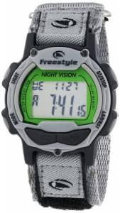 [フリースタイル]Freestyle 腕時計 Quality Watch Grey/Green Predator FS84887G レディース [並行輸入品]