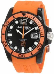 [ハウレックスイタリア]Haurex 腕時計 Italy Caimano Luminous Orange Silicon Watch N1354UNO メンズ [並行輸入品]