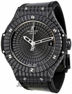 [ウブロ]Hublot 腕時計 Big Bang Caviar Black Ceramic Watch 346CX1800BR メンズ [並行輸入品]