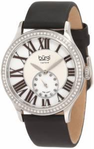 [バージ]Burgi 腕時計 Swiss Quartz Diamond Strap Watch BU56SS レディース [並行輸入品]