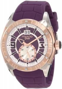 [マルコ]MULCO 腕時計 Fondo Croco Swiss Movement Watch MW1-18265-055 ユニセックス [並行輸入品]
