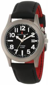 [モーメンタム]Momentum 腕時計 Pathfinder Classic analog watch with alarm Watch 1M-SP54B12B メンズ [並行輸入品]