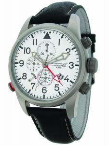 [モーメンタム]Momentum 腕時計 Titan III Analog watch alarm and chronograph Watch 1M-SP32W2B メンズ [並行輸入品]