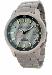 [モーメンタム]Momentum 腕時計 Logic Ti Analog Titanium & Carbon fibre dial Watch 1M-SP20S0 メンズ [並行輸入品]