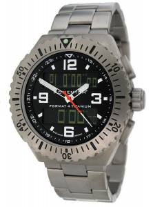 【日本未発売】Momentum(モメンタム) Men's 1M-SP24B0 Format 4 Analog and digital Watch