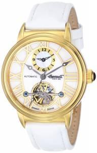 [インガソール]Ingersoll  Baton Rogue Analog Display Chinese Automatic White Watch IN5004GWH