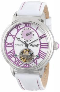 [インガソール]Ingersoll  Baton Rogue Analog Display Automatic Self Wind White Watch IN5004PU
