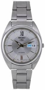 [セイコー]Seiko 腕時計 5 Automatic Silver StainlessSteel Automatic Watch SNXA19K メンズ [逆輸入]