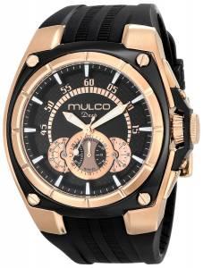 [マルコ]MULCO 腕時計 Analog Display Swiss Quartz Black Watch MW1-29786-025 ユニセックス [並行輸入品]
