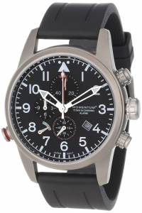 [モーメンタム]Momentum 腕時計 Titan III Analog Alarm and Chronograph Watch 1M-SP32B1B メンズ [並行輸入品]