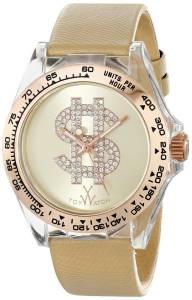 [トイウォッチ]Toy Watch 腕時計 Analog Display Quartz Beige Watch D04CH ユニセックス [並行輸入品]