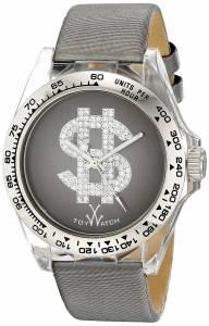 [トイウォッチ]Toy Watch 腕時計 Analog Display Quartz Grey Watch D05GY ユニセックス [並行輸入品]