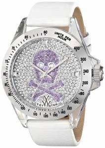 [トイウォッチ]Toy Watch 腕時計 Analog Display Quartz White Watch S03WHOS ユニセックス [並行輸入品]