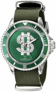 [トイウォッチ]Toy Watch 腕時計 Analog Display Quartz Green Watch D14GR メンズ [並行輸入品]