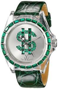 [トイウォッチ]Toy Watch 腕時計 Analog Display Quartz Green Watch D11SLG ユニセックス [並行輸入品]