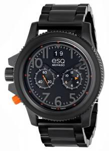 [イーエスキューモバード]ESQ Movado 腕時計 esq Fusion Black IonPlated Watch 7301422 メンズ [並行輸入品]