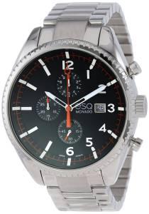 [イーエスキューモバード]ESQ Movado 腕時計 esq CATALYST tm Black Dial Chronograph Watch 7301427 メンズ [並行輸入品]