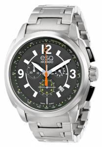 [イーエスキューモバード]ESQ Movado 腕時計 esq Excel tm Stainless Steel with Green Dial Watch 7301416 メンズ [並行輸入品]
