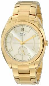 [イーエスキューモバード]ESQ Movado 腕時計 esq ORIGIN tm TonneauShaped GoldPlated Watch 7101401 レディース [並行輸入品]