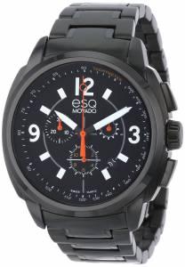 [イーエスキューモバード]ESQ Movado 腕時計 esq Excel tm Black PVD Chrono Watch 7301418 メンズ [並行輸入品]