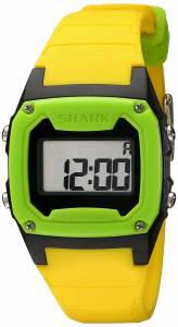 [フリースタイル]Freestyle 腕時計 Shark Classic Digital Yellow Black Case Watch 101808 ユニセックス [並行輸入品]